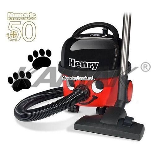 Professional vacuum cleaner HENRY 200